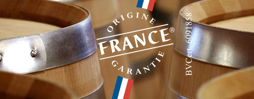 Le groupe Charlois et la certification Origine France Garantie